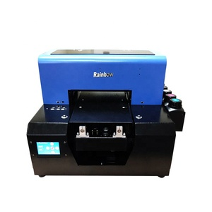 Fast digital direct logo label printing machine on pen
