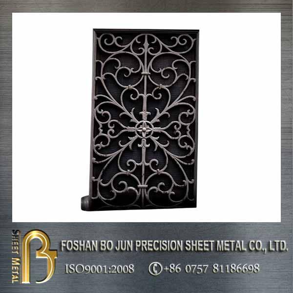 Custom Metal Gate China Manufacturers/ Sheet Metal Fabrication ...