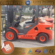 LG30DT Low price Lonking 3 ton diesel forklift price for sale