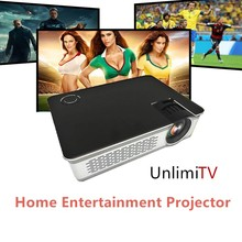 [Good Choice] Native fhd 1080p big screen led home cinema projector