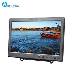 10.1 Inch Mini Monitor Usb Portable Desk Lift Hd Cga Ega Vga BNC VGA AV Open Frame Lcd Monitor