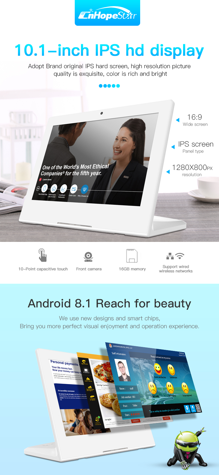 OEM APK download 10 inch Android 8 1 cheap touch screen desktop android all  in one pc, View OEM APK 10 inch Android tablet, OEM Product Details from