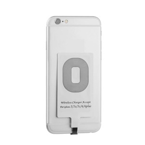 Cheapest!!!Wireless Charger Receiver QI Charging Adapter Receptor Receiver Pad Coil For Iphone 5 6 6S 7 Plus