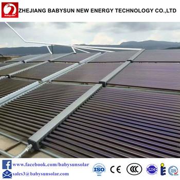Vacuum Tube Solar Manifold Heating Systems,Swimming Pool Solar Water ...