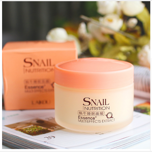 Brand Snail Sleeping Mask Korean Cosmetics Face Treatment Moisturizing Eyes Nourish Oil control Whitening LAIKOU Night Cream