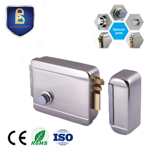 Nickel plating single cylinder swing gate electric lock