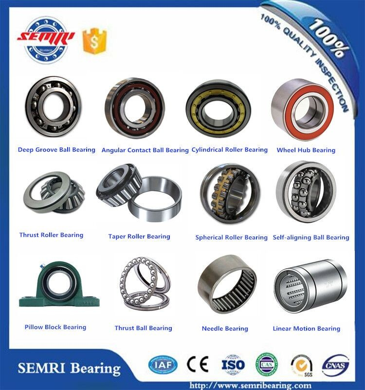 bearing types chart. nj2307m types of cylindrical roller bearing from china factory chart t