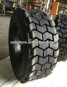 Bias caterpillar tire TI200 10-16.5 12-16.5 10.5/80-18 16.9-24 21L-24 16.9-28 16.9-30