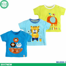 Hot Selling Fashion Summer Baby Boys T-shirt clothes