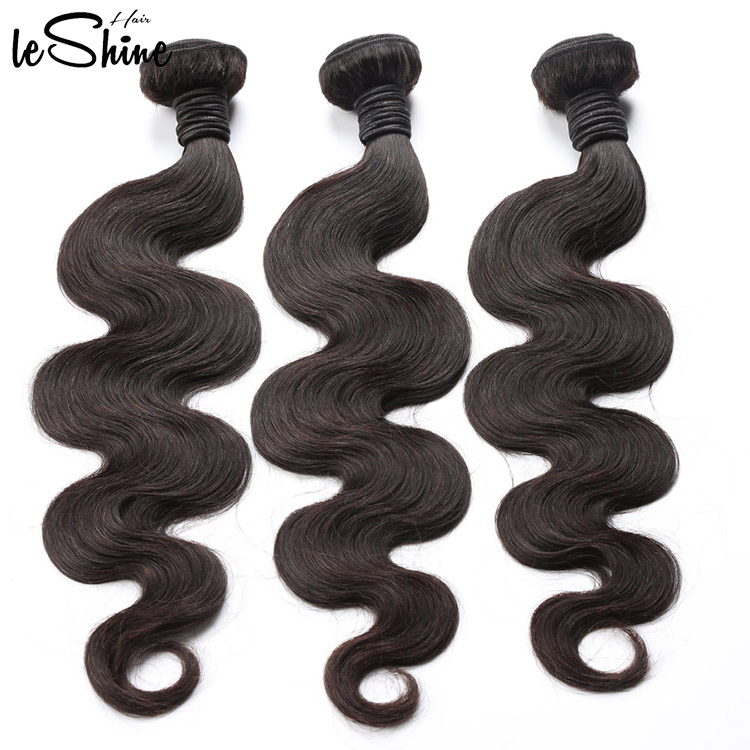 Excellent Raw Human Brazilian Hair Quality Long Lasting Durable Style Factory Special Price