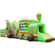wholesale inflatable obstacle course giant tunnel inflatable obstacle course