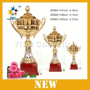 metal trophy cup factory,big trophies,funny star medal