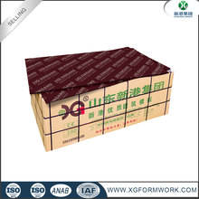 18mm black film faced plywood /Shuttering ply/Concrete formwork construction