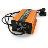 Automatic 3 Stage battery charger 12v 200ah lead acid batteries