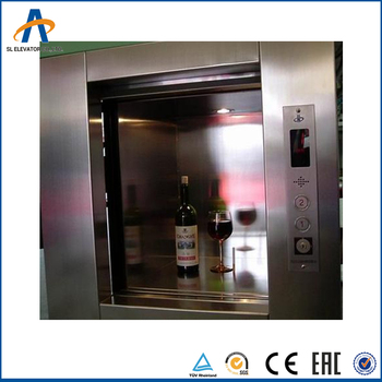 Restaurant Dumbwaiter Lift Food Elevator For Hot Sale