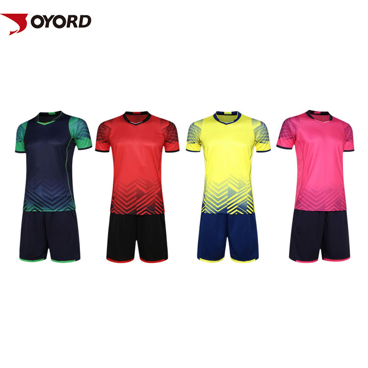 Top Quality Custom Hot Club Training Football Soccer Jersey