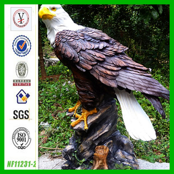 Factory CustomOEM/ODM Wholesale Garden Statues Eagle For Sale