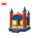 small durable pvc inflatable color jumping castle inflatable children bouncer with top quality for sale