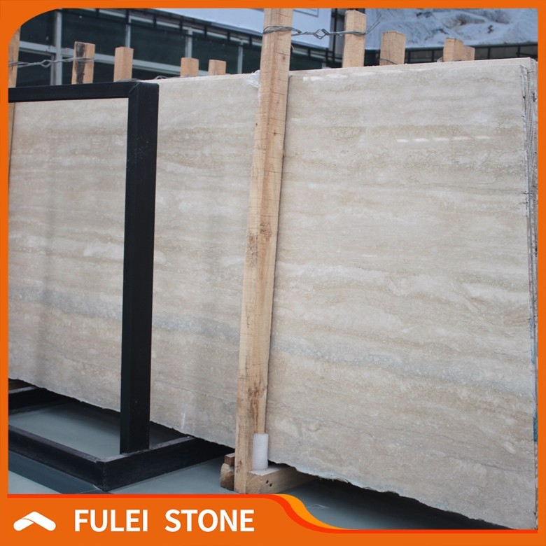 Italian Beige Roman cream travertine marble price