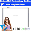 "101"" Electromagnetic whiteboard sizes with good after-sales service"