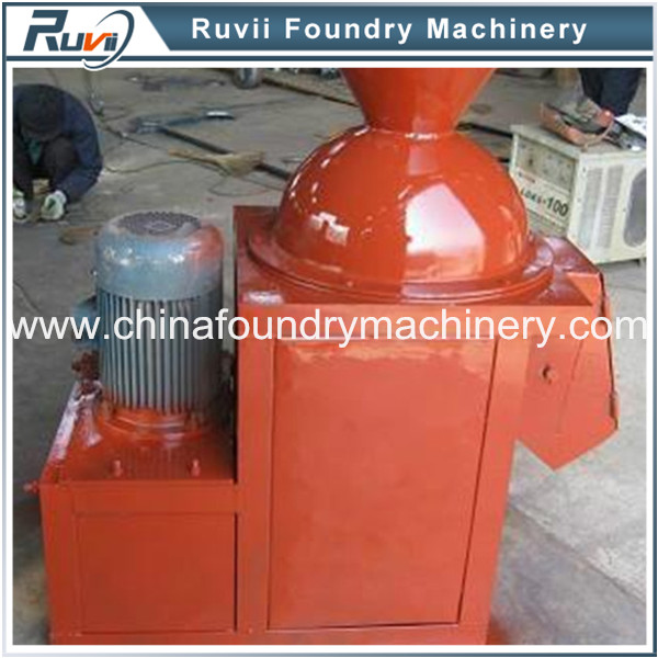 Foundry Batch Sand Muller to Deal with Clay Sand, Green Sand, S20 Series