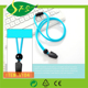 Polyester cotton necklace ID card holder lanyard strap sunglasses cord