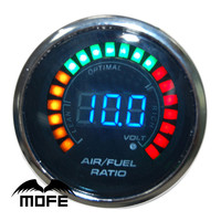 52mm Racing Air Fuel Ratio Gauge Meter