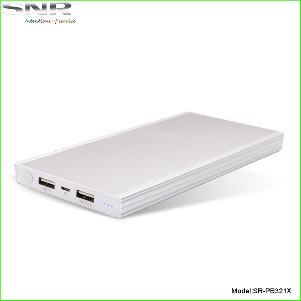 top quality11400mah qc2.0 fast charger/aluminum case power pack for Sansung