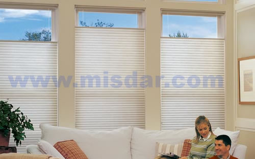 Honeycomb Blinds, cellular shade, cellular blind
