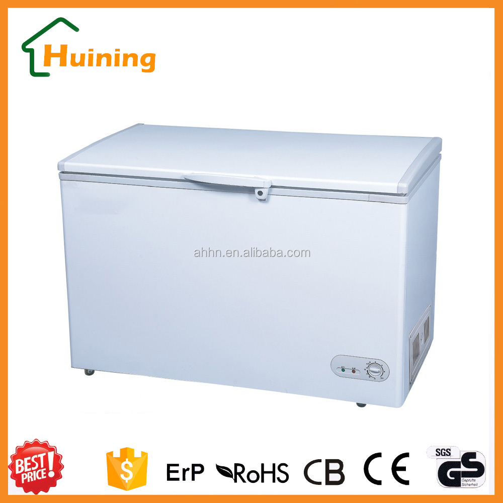 527 L double door chest freezer refrigerator fridge