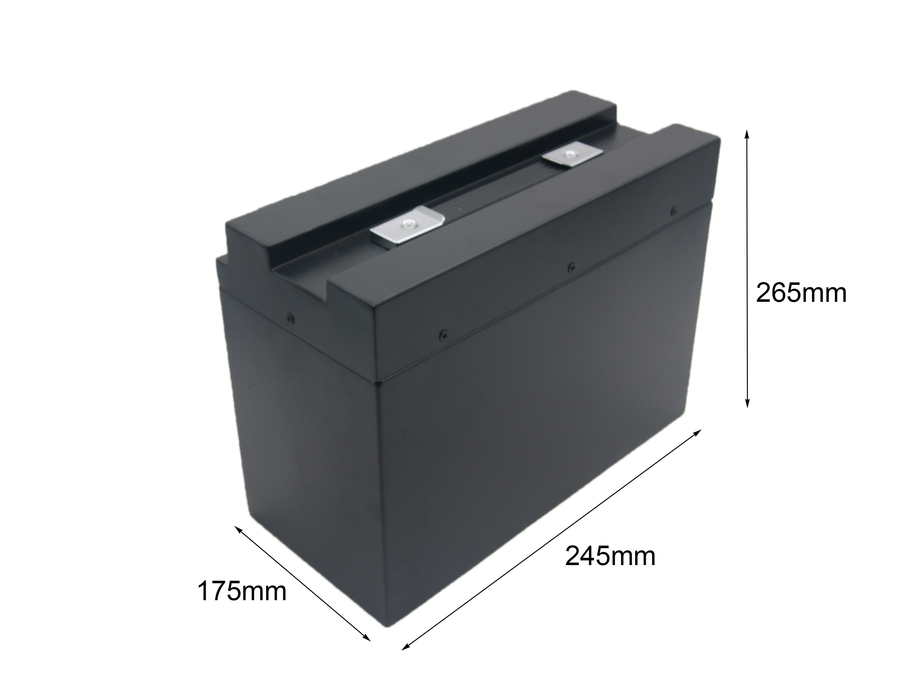 Always standby for use lithium ion motorcycle battery 72v 50ah
