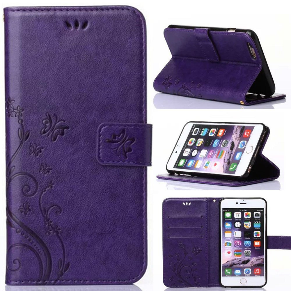 iPhone 6S Leather Wallet Case,Case for iPhone 6S,iPhone 6S Leather Case,iPhone 6S Wallet Case,Canica iPhone 6S Protective With girls for iPhone 6S