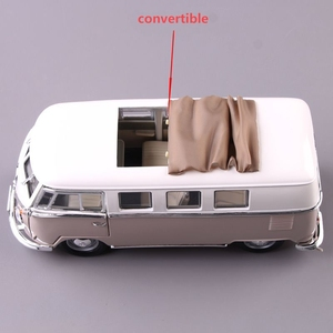 toy bus with opening doors 1 18 diecast toy bus convertible handmade