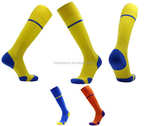 Cotton Nylon Mix Rugby Sock/Football Sock/ Soccer Sock