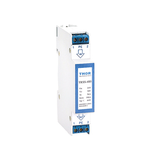 RS485 data surge protection lightning arrester 24V surge protector