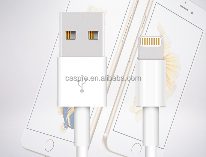 factory sale charging USB cable wholesale for iphone usb cable charger