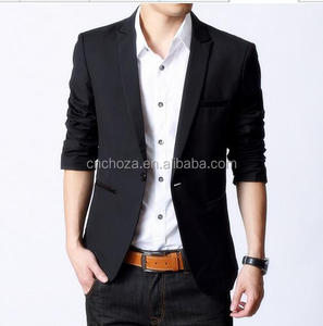 Z54031B new style high end fashion man suit in china