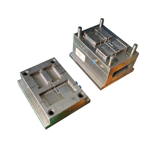 Custom made 3D Plastic Injection Mould Designed OEM Aluminum die casting mold for pcb