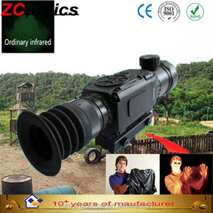 hot saling Integrated Night Vision Gear high resolution night vision rifle scop night vision telescope