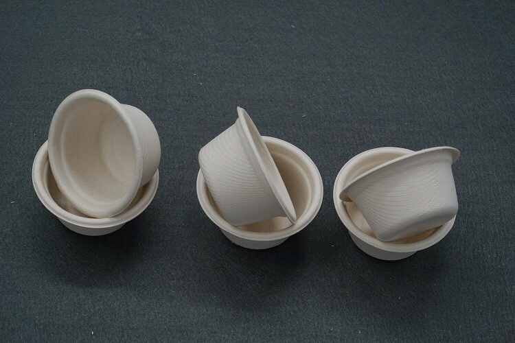 L-Biodegradable Dipping Sauce Cup 2 oz cups biodegradable
