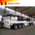 Competitive price 50ft container trailers extendable flatbed trailer for sale