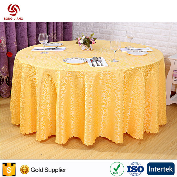 Factory Offer embroidery table cloth for Hotel and Home With Low price