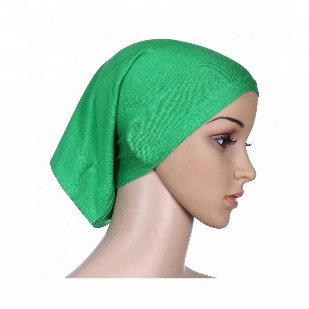 Muslim Headwear Muslim Women Cap Beautiful Hijab Fashion Muslim Scarf Hat  Cap Inner Hijab - Buy Latest Muslim Fashion Hijabs 07ad9cdb398