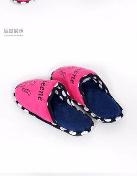 1005e6e9c6da Fancy Custom Designed Cheap Wholesale Personalize Winter Women Indoor  Cotton Bedroom Slippers Shoes - Buy Slippers