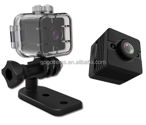 2018 trending product full hd 1080p waterproof SQ12 action night vision micro camera DV Video Recorder Infrared motion detection