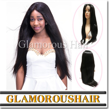 Wholesale 20 inch alibaba human hair,100% virgin peruvian full lace wig
