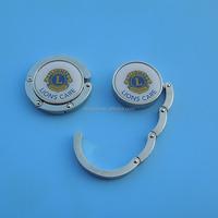 Lions Club International Association Printing Purse Hanger/Bag Hook/Bag Hanger