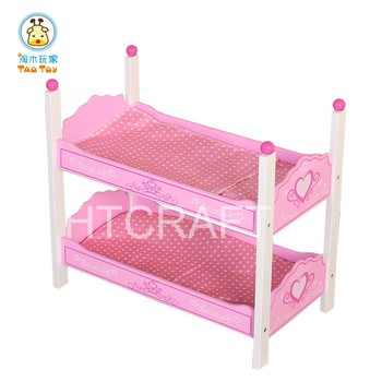 Db719 Easy Assembly American Girl Doll Bunk Bed With Mattressbest