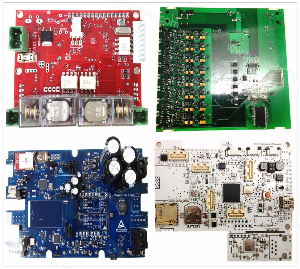 Pcb Supplier 16 Layer Pcba Prototype Printed Circuit Board Assembly Wiring