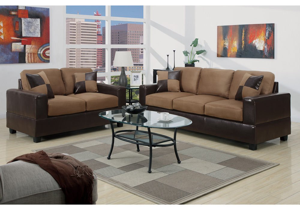 Strange Buy 1Perfectchoice Modern Living Room 2 Pcs Sofa Couch Caraccident5 Cool Chair Designs And Ideas Caraccident5Info